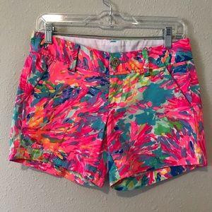 Lilly Pulitzer The Callahan Short Palm Beach Coral